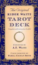 The Original Rider Waite Tarot Deck , Sealed 78 Cards, Occult/magic Great gift!