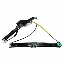 Front Power Window Regulator w/ Motor Driver Side Left LH for BMW E46 3 Series