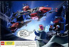 Lego--Raumfahrt--Kommt runter wir haben ihn--Werbung von 1989 -