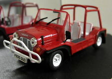 Vitesse 1/43 Scale VCC99010 Mini Moke Cagiva open convertible 97 red diecast car
