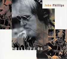 JOHN PHILLIPS : PHILLIPS 66 / CD (EAGLE RECORDS WK18854) - NEU