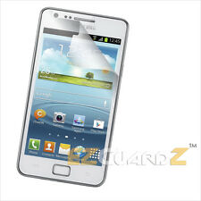 3X EZguardz Clear Screen Protector Skin 3X For Samsung Galaxy S II 2 Plus I9105P