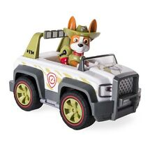 New PAW Patrol Jungle Rescue Tracker's Jungle Cruiser Vehicle and Figure Set Pup
