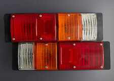 ISUZU KB BEDFORD CHEVROLET LUV CHEVY MINI TRUCK PAIR TAIL LIGHT TAILLIGHT S250
