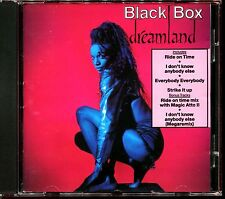 BLACK BOX - DREAMLAND - CD ALBUM CARRERE FRANCE 2 BONUS TRACKS [1841]