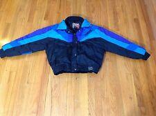 Vintage Yamaha Sportswear Casual Windbreaker Winter Jacket Women's Size M
