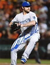 JOBA CHAMBERLAIN KANSAS CITY ROYALS SIGNED 8X10 PHOTO W/COA