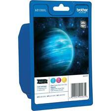 Original BROTHER LC-1280XLRBWBPDR Tinte Multipack Farbe MFC-J5910DW MFC-J6710DW