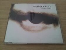 ASSEMBLAGE 23  DISAPPOINT SINGLE CD