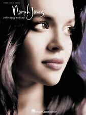 "NORAH JONES ""COME AWAY WITH ME"" - piano, vocal & guitar selections"