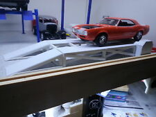 Model Chassis Dyno  1:24 1:25 scale Diorama