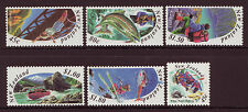 NEW ZEALAND 1994 TOURISM SET OF 6 UNMOUNTED MINT, MNH