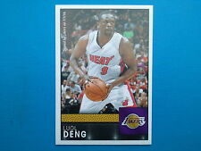 2016-17 Panini NBA Sticker Collection n.336 Luol Deng Los Angeles Lakers