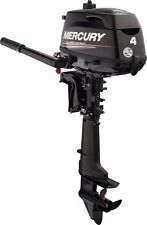 "Mercury 4 HP Four Stroke Outboard Engine NEW 15"" Shaft Model # 1F04201EK"
