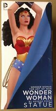 Wonder Woman The Art of War statue Perez Numbered Limited Edition 952 of 5200