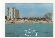 Taurus Park Hotel Pineda De Mar Spain 1992 Postcard 448a