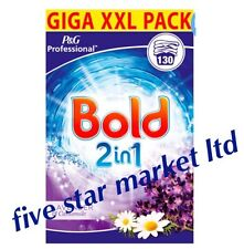 Bold 2 in 1  Lavender & Camomile Washing Powder 130 Wash