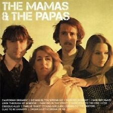 "THE MAMAS & THE PAPAS ""ICON"" CD NEU"