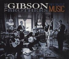 They Called It Music [Digipak] * by The Gibson Brothers (CD, May-2013,...