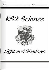 KS2 National Curriculum Science - Lights and Shadows (3F) by CGP Books (Paperba…