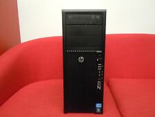 HP Workstation Z210 INTEL(R)TM Core i7 2600 / 3.40 GHz RAM 8 GB HDD 1TB DVD