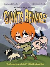 The Chronicles of Claudette: Giants Beware! by Jorge Aguirre (2012, Paperback)