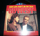 Go West What You Won't Do For Love Rare Aust Card Sleeve 4 Track CD EP Single