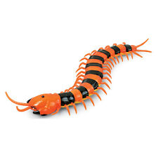 Infrared Remote Control USB RC Centipede Scolopendra Creepy-crawly Toy For Kids