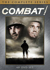Combat! The Complete Series Seasons  Box Set New & Sealed FREE SHIPPING