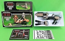 1983 STAR WARS RETURN OF THE JEDI SPEEDER BIKE KENNER (BRAND NEW OLD STOCK)!