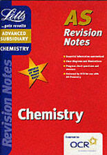 Chemistry AS (OCR endorsed AS revision notes)  Very Good Book