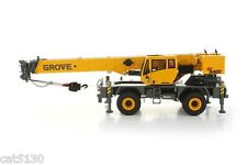 "Grove RT540E Crane - ""YELLOW"" - 1/50 - TWH TOWSLEY'S #TOS002"