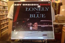 Roy Orbison Lonely and Blue LP sealed vinyl RE reissue WaxTime