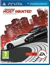 Need for Speed Most Wanted PS Vita NEW DISPATCH TODAY ALL ORDERS BY 2PM