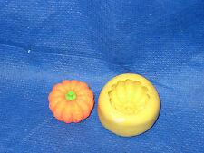Pumpkin Silicone Mold Flexible Clay Resin Candy #32 Chocolate Soap Wax