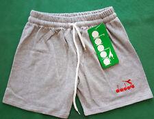 vintage shiny glanz satin diadora shorts retro 70s 80s tags boxed NOS borg sz40