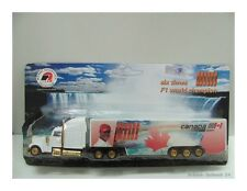 Sammeltruck US Truck 3/3 F1  Michael Schumacher Collection Canada 2004  #2857#