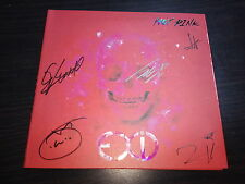 EXID Hot Pink Digital Single Promo Autographed Signed CD Great Cond.  Rare