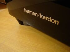 Harman Kardon Power-subwoofer hkts - 210 sub/200 vatios/embalaje original/Top! #fb