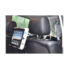Onyx NO DRILL Car Back Seat Headrest Mount Holder -  iPad Tablet Galaxy