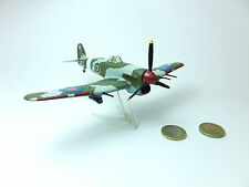 ww2 Hawker Typhoon 1/72 Model Airplane Fighter RAF Kit Hand Built Painted