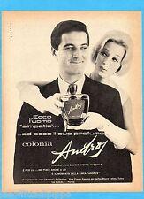 QUATTROR961-PUBBLICITA'/ADVERTISING-1961- ANDROS COLONIA - LA DUCALE PARMA