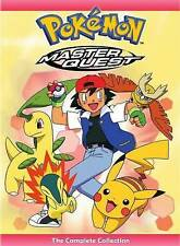 POKEMON: MASTER QUEST - THE...-POKEMON: MASTER QUEST - THE COMPLETE COLL DVD NEW
