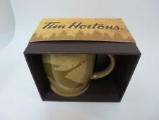 Tim Hortons Limited Edition Mug 2016 Collectible Goose Gold