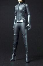 Custom Catwoman 1/6 Jumpsuit Set for Hot Toys Phicen Kumik Female Body