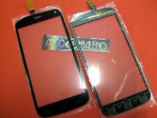 Kit VETRO + TOUCH SCREEN NERO per NGM FORWARD PRIME per DISPLAY LCD COVER NUOVO