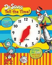 Dr. Seuss Tell the Time: It's time for fun! What time is that? (Dr. Seuss Board