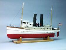 "Dumas 1251 33"" Lackawanna Tug Boat Kit (Approx 1/48)"