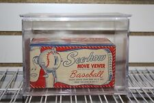 Ty Cobb See-how Movie Viewer by Athletic Films Inc. near MINT w Display Case