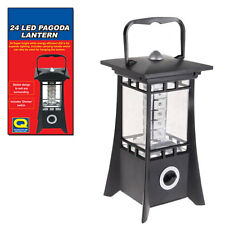 Pagoda 24 LED Lantern With Dimmer Switch Bright Lamp Light Camping Trendy #20-66
